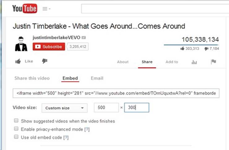 embed-a-video-from-youtube-to-website