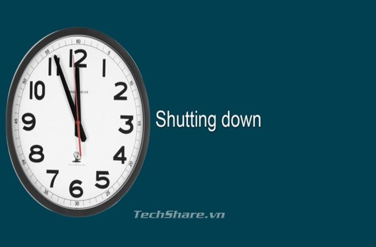 Làm thế nào để lên lịch Windows 10 Shutdown và Startup